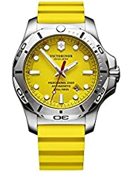 Victorinox V241735 INOX Mens Watches, Yellow/Yellow, 45mm