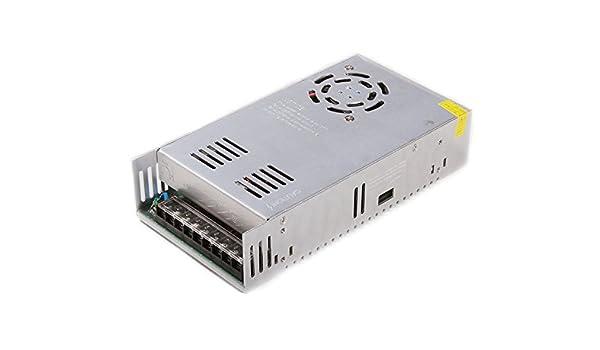 12V 30A 360W Impresora 3D Fuente conmutada ALIMENTADOR LED ...