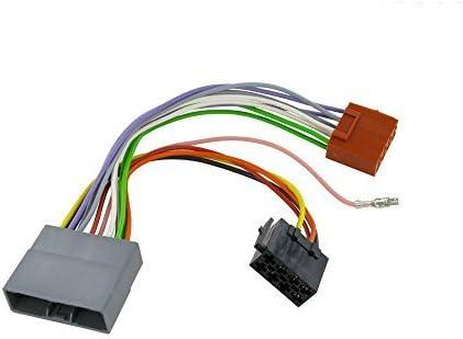 Amazon.com: Wiring Harness Adapter for Honda Accord 2008- ISO Stereo Plug  Adaptor: Car ElectronicsAmazon.com