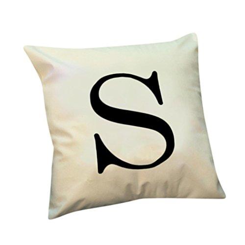 HITRAS 1PC Thanksgiving Square Sofa Waist Throw Pillow Cushion Case Cover Decor (45cm45cm, S) (Bolster Velvet Microfiber Bed)