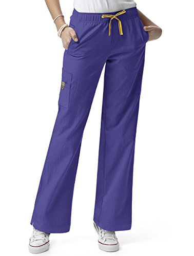 WonderWink Womens Stretch Cargo Scrub