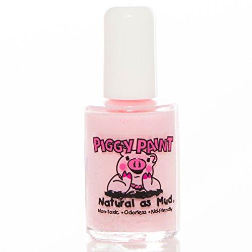 Piggy Paint Nail Polish, Muddles the Pig, 2 Ounce