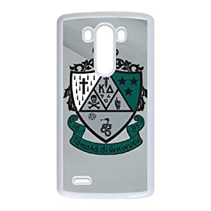 Kappa Delta LG G3 Cell Phone Case White&Phone Accessory STC_212862