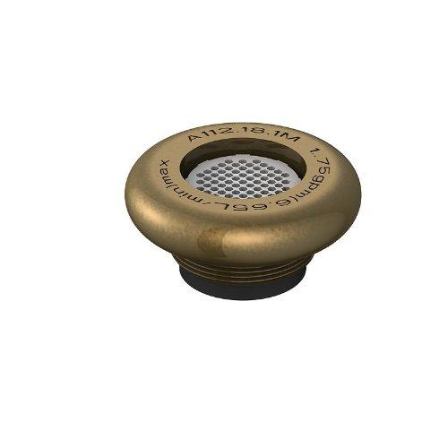 UPC 719934010497, Danze DA500184NBR Junior Male Faucet Aerator Kit, 1.75 GPM, Tumbled Bronze