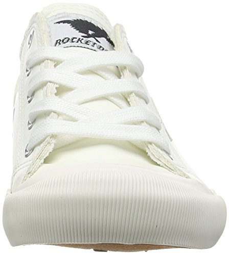 Baskets Jazzin Basses Blanc Rocket Femme Dog cadet White wAzEtqPx