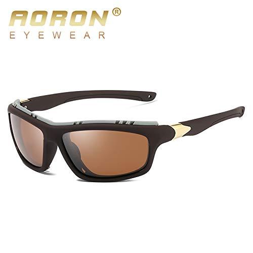Gafas Gafas Tea de Anti Vision Mjia Glare sunglasses 1 polarizadas Hombre Deportivas HD Sol Box nbsp;Protectoras Parabrisas Black UV400 box nbsp;Gafas qB5IHcIwp