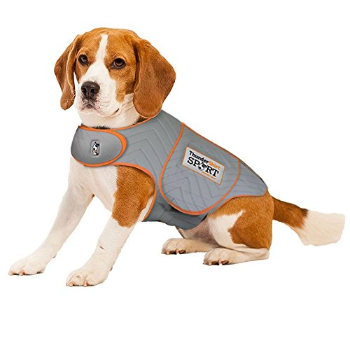 ThunderShirt SPORT Anxiety Jacket Platinum product image