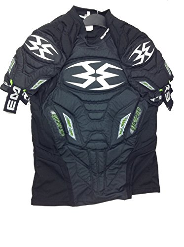 Protector Padded Chest Paintball (Product Name: Empire Paintball Grind Chest Protectors (Small / Medium))