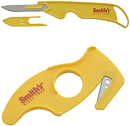 Smith/'s Sharpeners Disposable Gut Hook 4 Pack 50779
