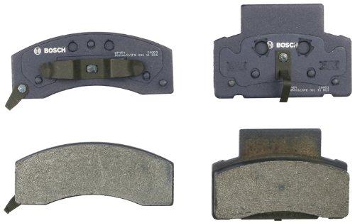 - Bosch BP459 QuietCast Premium Semi-Metallic Disc Brake Pad Set For Select Chevrolet C2500 Suburban, C3500, Express 3500, G30, K, R, V; Dodge Ram 2500, Ram; GMC C, HD, G, K, Savana + More; Front