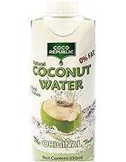 Coco Republic Original Coconut Water, 24 x 330ml