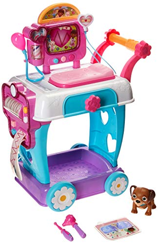 Young Care (Doc McStuffins Toy Hospital Care Cart)