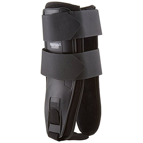 Post Operative Recovery - Sammons Preston Ankle Stirrup Small, Support Brace for Ankle Injury and Recovery, Treatment for Chronic Instability, Ankle Sprains, Post-Operative Use