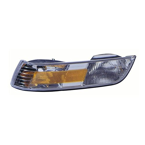 1995-1996-1997 Mercury Grand Marquis Corner Park Lamp Turn Signal Marker Light (With Cornering Lamp Type) Left Driver Side (95 96 97) (Part Type Light Cornering)