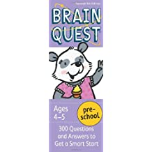 Brain Quest - pre-school