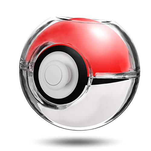 Case for Poke Ball Plus, Protective Cover Case for Poke Ball Plus - Accessory for Nintendo Switch Poke Ball