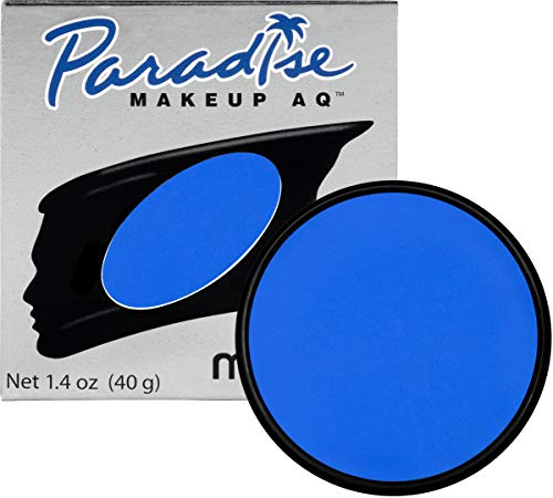 (Mehron Makeup Paradise Makeup AQ Face & Body Paint (1.4 oz) (Lagoon)
