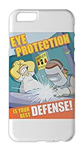 Eye Protection Is Your Best Defense Iphone 6 plastic case