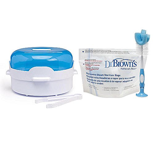 Dr. Brown's Microwave Sterilizer Set