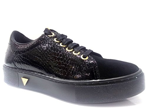 Negro Zapatos Porronet 6176 Porronet Deportivos Zapatos PfIz8q
