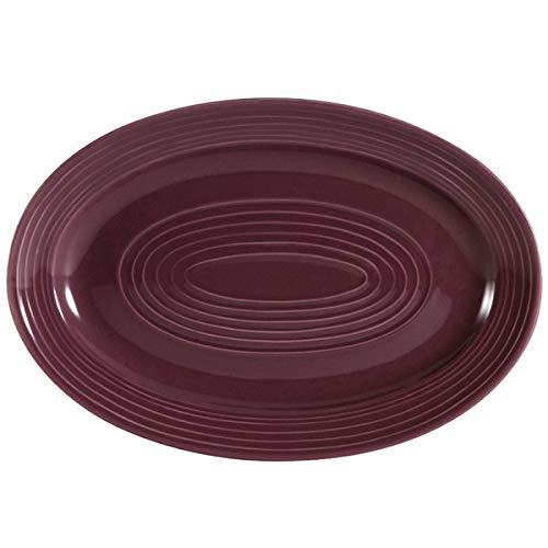 Oval Platter Case - CAC TG-14-PLM Tango 13 5/8