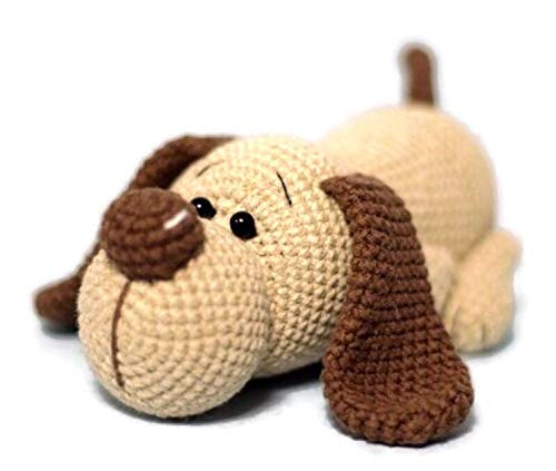 Amigurumi Little Dog Crochet Free Patterns - Crochet & Knitting | 423x500