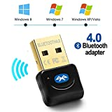 Best Bluetooth Dongles - Bluetooth 4.0 USB Dongle Adapter - Maxesla Wireless Review