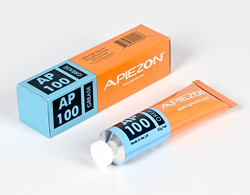 Apiezon Ap100 Ultra High Vacuum Lubricating Grease, Silicone Free, Hydrocarbon, 50 G ()