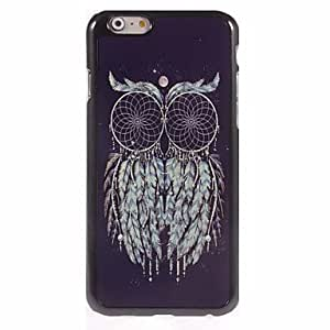Mini - Dream catcher and Owl Design Aluminum Hard Case for iPhone 6 Plus