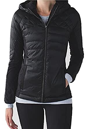 Amazon.com: Lululemon Down For a Run Jacket 800 Fill Goose