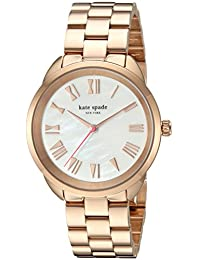 kate spade watches Crosstown Watch (Rose Gold)