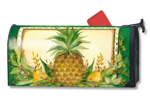 MailWrapsパイナップルand Pearsメールボックスカバー# 07151 B002YHJN00