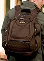 Amazon.com: Focused Space The Slimline Laptop Backpack (TAN): Clothing