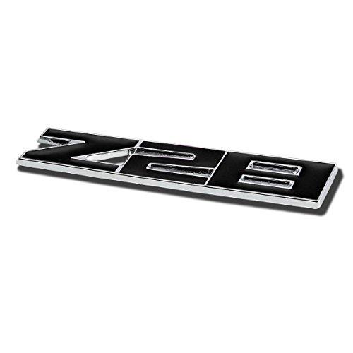 "Metal Emblem Decal Logo Trim Badge""Z28"" (Black) for sale  Delivered anywhere in USA"