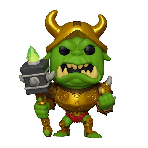 Funko Pop! Figura de Vinil Games Spyro The Dragon - Gnasty Gnorc, Multicolor, Estandar