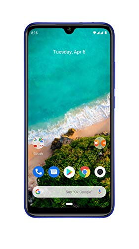 Xiaomi Mi A3 (Not Just Blue, 4GB RAM, 64GB Storage) – Upto 6 Months No Cost EMI