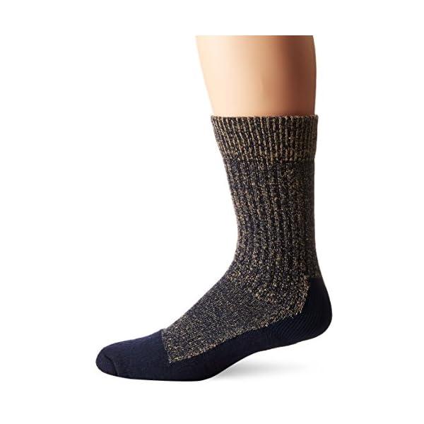 Red Wing Heritage Deep Toe-capped Wool Blend Sock