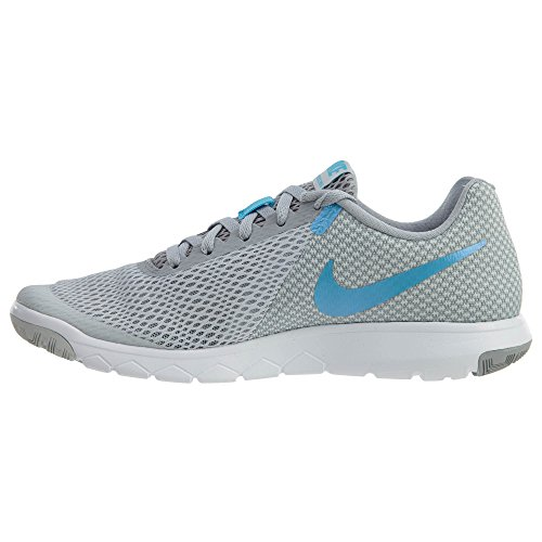 NIKE Grey Shoe Pure 6 Experience Flex RN wolf Blue Fury Platinum Running Women's rq7TBgrw