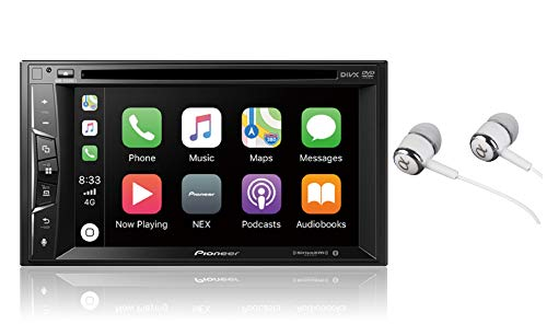 Pioneer Multimedia Double-Din In-Dash 6.2