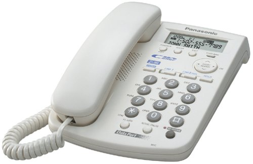 panasonic 2line phone - 8