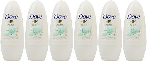 Dove Antiperspirant Deodorant Roll Unscented
