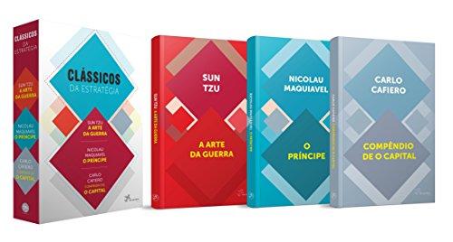 Clássicos da Estratégia - Caixa com 3 Volumes