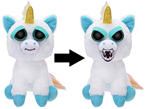 WMC Feisty Pets Paranoid Prisma The Rainbow Unicorn -