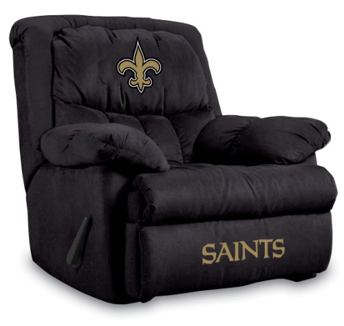 New Orleans Saints Office Chair  sc 1 st  NFL Office Chairs & New Orleans Saints Office Chair Saints Desk Chair Leather Saints ...