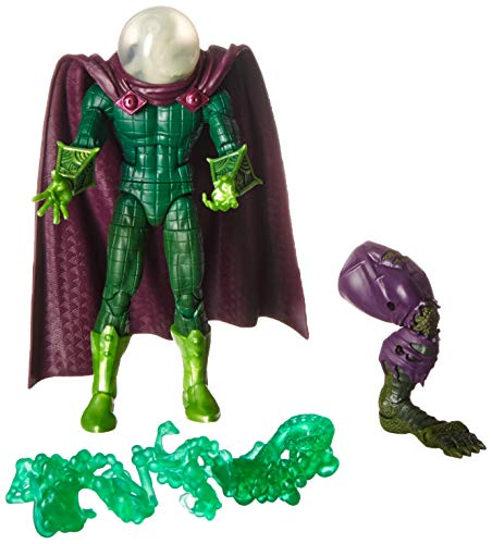 (Spider-Man Legends Series 6-inch Marvel's Mysterio)