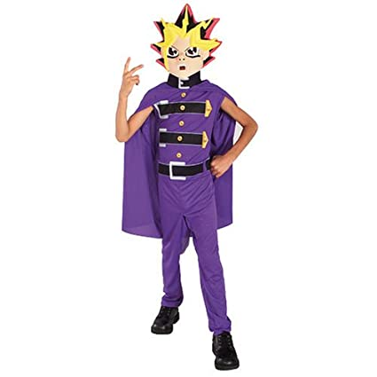 Yu-Gi-Oh! Child Costume (Small)  sc 1 st  Amazon.com & Amazon.com: Yu-Gi-Oh! Child Costume (Small): Toys u0026 Games