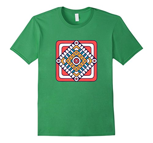 mens-tiles-floor-fashion-and-street-life-tee-shirt-2xl-grass