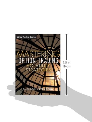 Mastering Option Trading Volatility Strategies with Sheldon Natenberg by Brand: Wiley