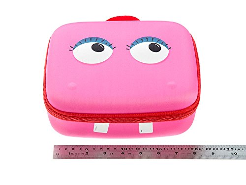 ZIPIT Beast Box Jumbo Storage Case, Pink Photo #3