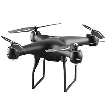CUHAWUDBA RC Dron Rotación Quadcopter Presión Aérea Aire Flotar un ...
